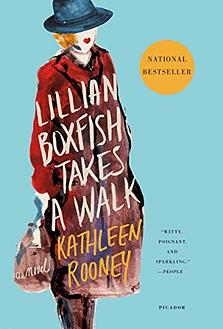 Lilian Boxfish Takes a Walk