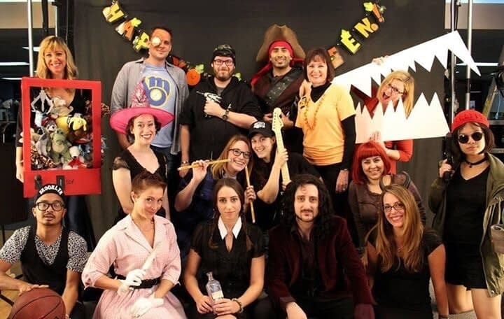Halloween at BRC, 2016