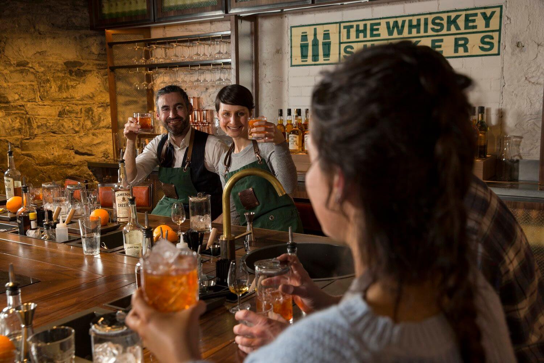 Jameson Distillery Bow St.