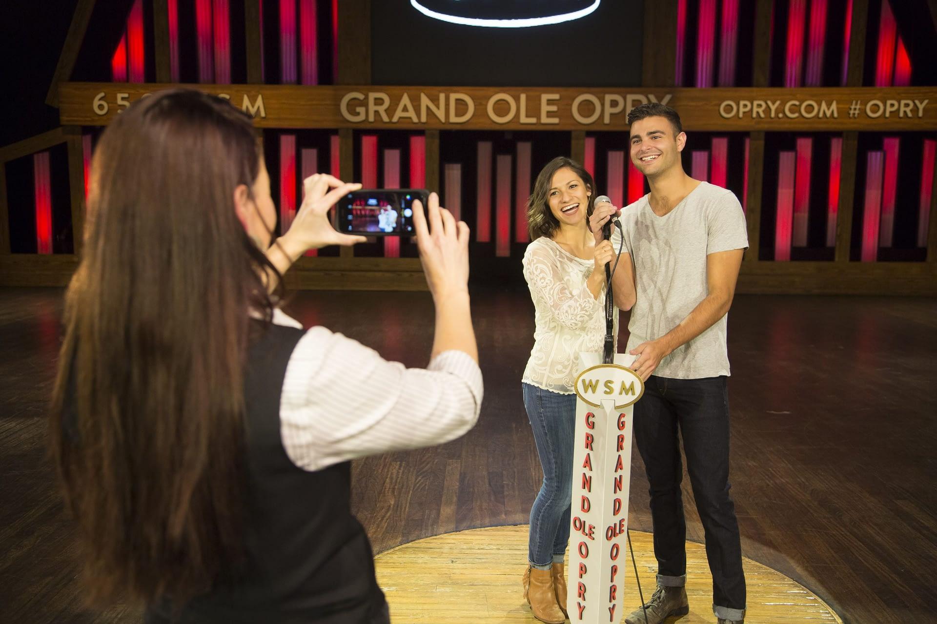 Grand Ole Opry Circle Room
