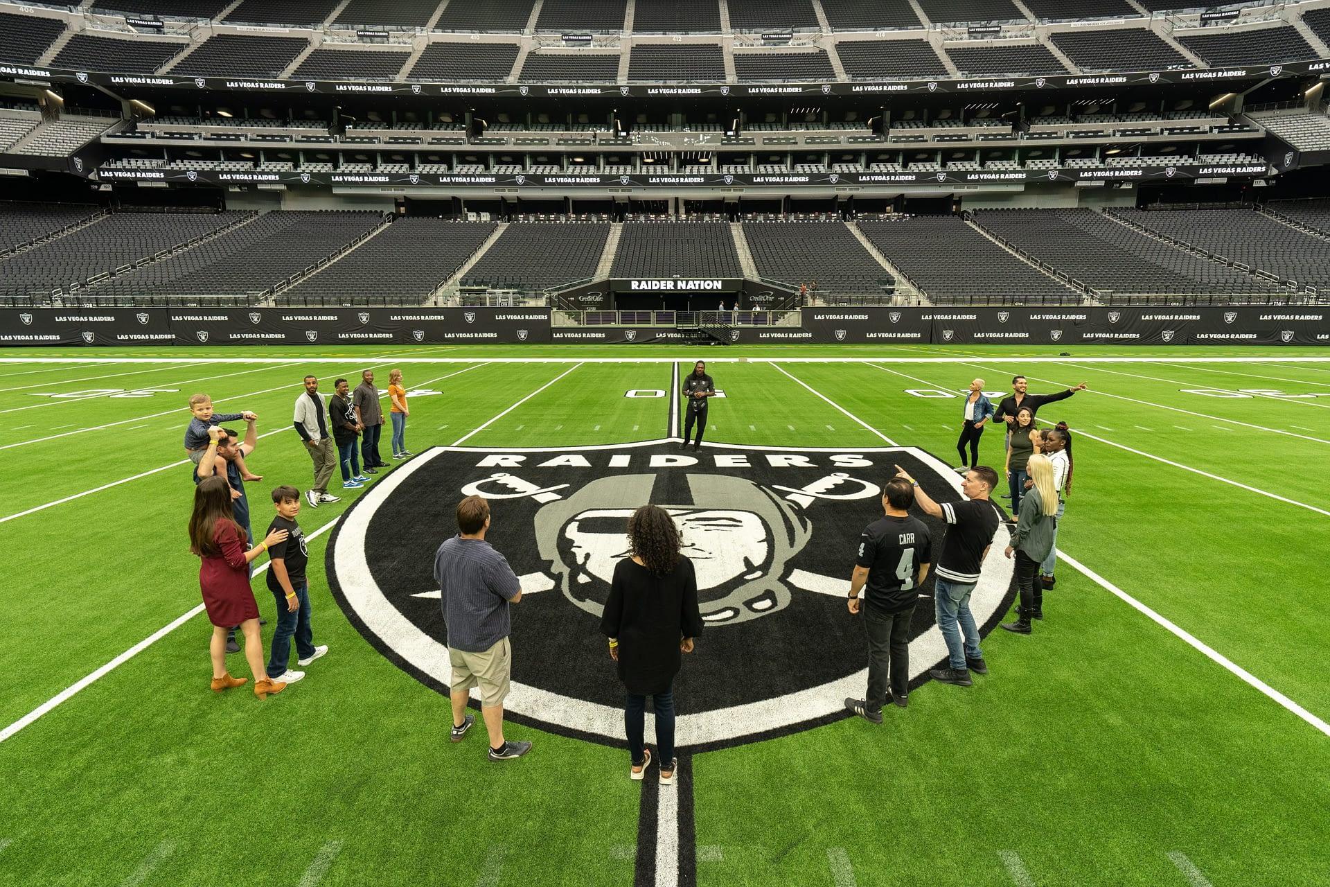 Las Vegas Raiders Tour